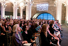 2015 - Women Moving Millions Summit