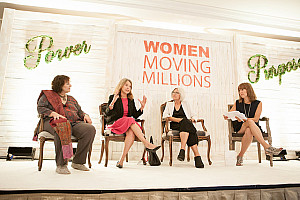 Women Moving Millions Summit 2015
